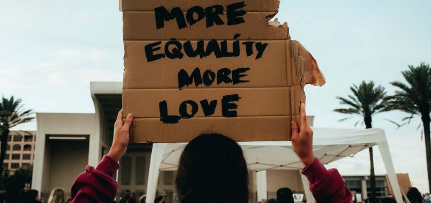 empathic environments social justice hero